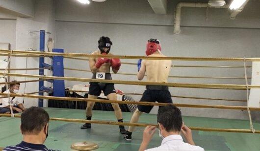 ボクシング プロテスト
